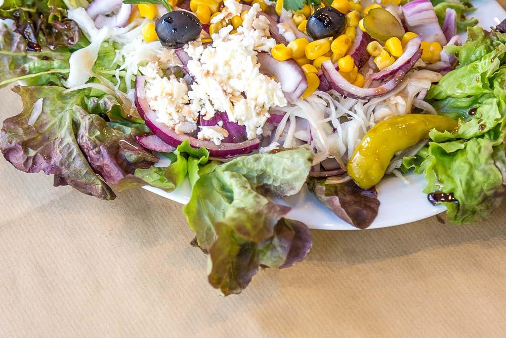 Bermuda Doener Salat