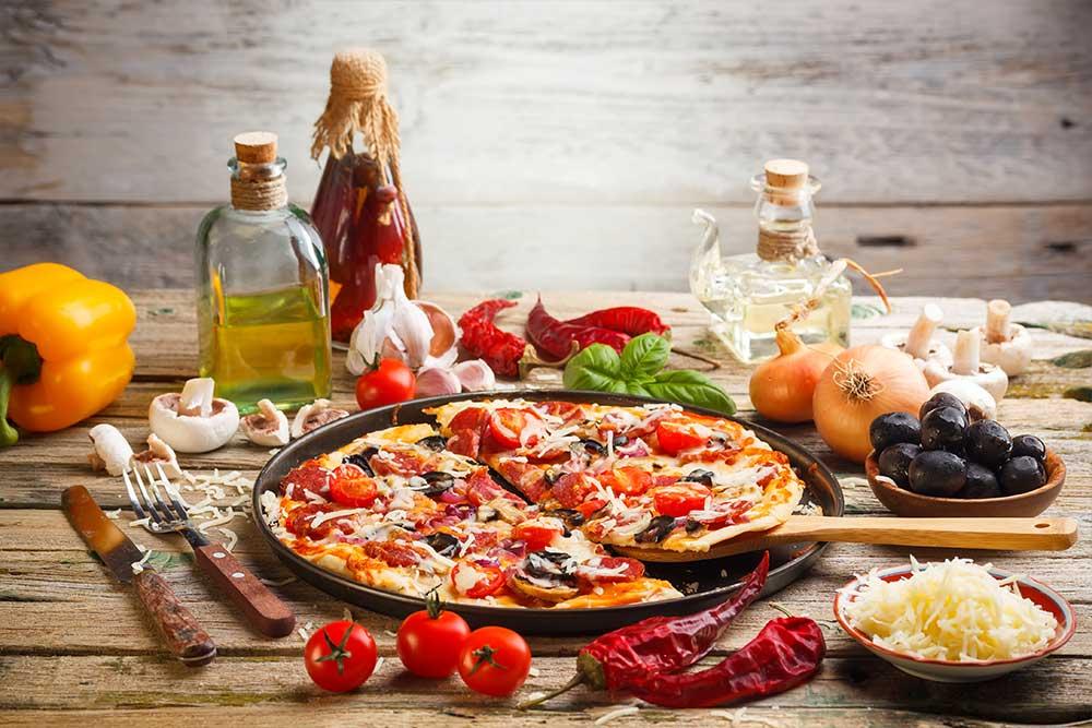 Bermuda Döner Pizza Aktion - Jede große Pizza für nur 4,50 Euro